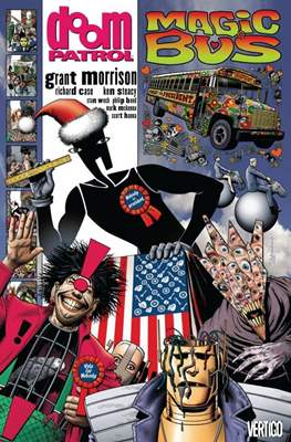 Doom Patrol (TPB Softcover 192-256 pp) #5