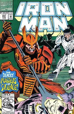 Iron Man Vol. 1 (1968-1996) (Comic book) #281