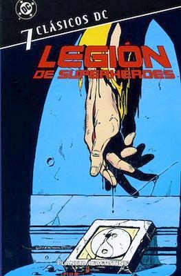 La Legión de Superhéroes. Clásicos DC #7
