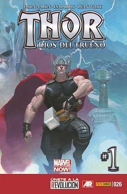 Thor / El Poderoso Thor / Thor - Dios del Trueno / Thor - Diosa del Trueno / El Indigno Thor (2011-) (Grapa) #26