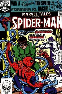 Marvel Tales (Comic Book) #135