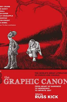 The Graphic Canon (Softcover 448-576 pp) #3