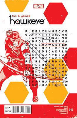 Hawkeye (Vol. 4 2012-2015) (Comic-Book) #15