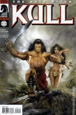 Kull: The Hate Witch (2010-2011) (Grapa) #2