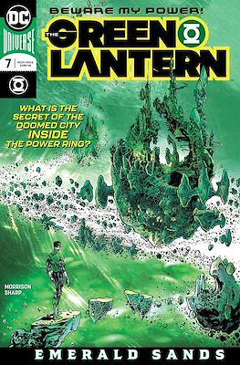 The Green Lantern Vol. 6 (2019-) (Comic book) #7