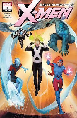 Astonishing X-Men Annual