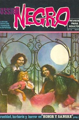 Dossier Negro (Rústica y grapa [1968 - 1988]) #114