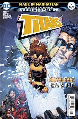 Titans Vol. 3 (2016- 2019) #9
