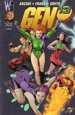 Gen 13. Vol. 2 (Grapa 24-32 pp) #24