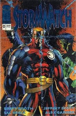 StormWatch (Rústica 48-96 pp) #0