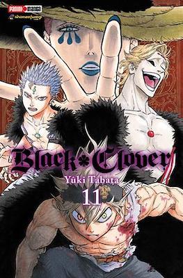 Black Clover (Rústica) #11
