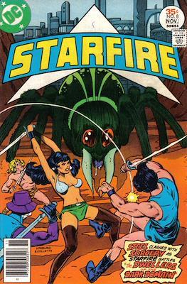 Starfire (Comic Book) #8