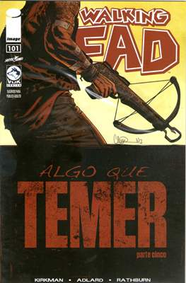 The Walking Dead (Grapas) #101