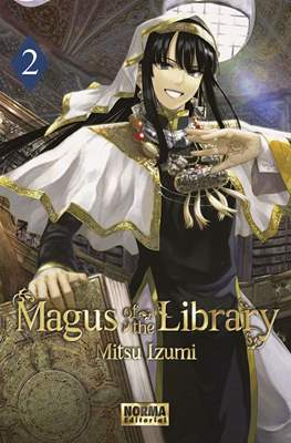 Magus of the Library (Rústica) #2
