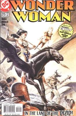 Wonder Woman Vol. 2 (1987-2006) (Comic Book) #215