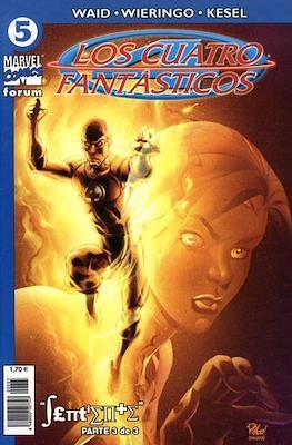 Los 4 Fantásticos Vol. 5 (2003-2004) (Grapa 24 pp) #5