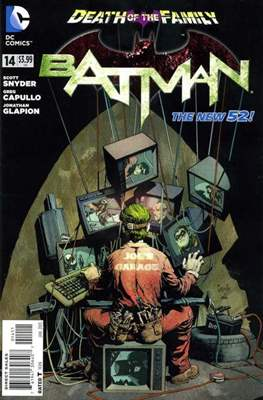 Batman Vol. 2 (2011-2016) (Comic Book) #14