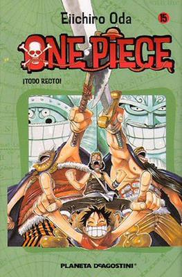 One Piece (Rústica con sobrecubierta) #15