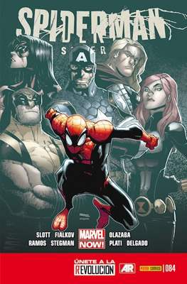 Spiderman Vol. 7 / Spiderman Superior / El Asombroso Spiderman (2006-) (Rústica) #84