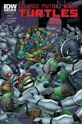Teenage Mutant Ninja Turtles (2011-...) #43