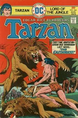 Tarzan (Comic-book) #240