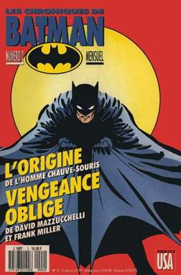 Les chroniques de Batman (Agrafé. 48 pp) #2
