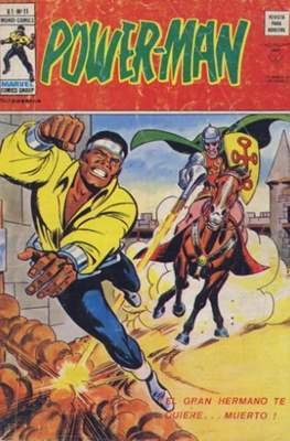 Power Man Vol. 1 #11