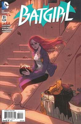 Batgirl Vol. 4 (2011-2016) (Comic-Book) #51