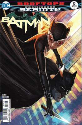 Batman Vol. 3 (2016-) (Comic Book) #15