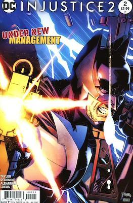 Injustice 2 (Comic Book) #2