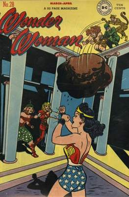 Wonder Woman Vol. 1 (1942-1986; 2020-) #28