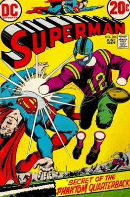 Superman Vol. 1 / Adventures of Superman Vol. 1 (1939-2011) (Comic Book) #264