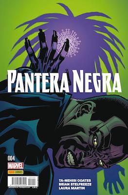Pantera Negra Vol. 2 (2016- 2018) (Grapa) #4