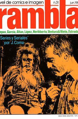 Rambla (Grapa) #31