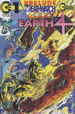 Earth 4 - Deathwatch 2000 (1993)