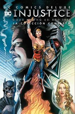 Injustice Gods Among Us - DC Comics Deluxe #3