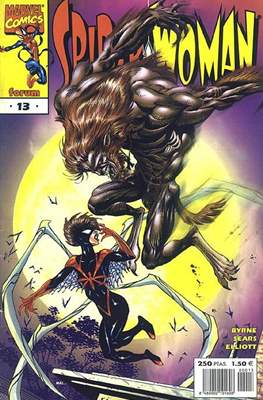 Spider-Woman (2000-2001) #13