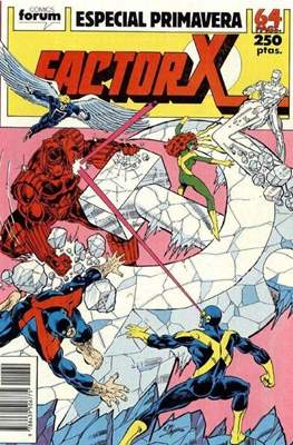 Factor-X Vol. 1 Especiales (1988-1995) (Grapa 64 pp) #2