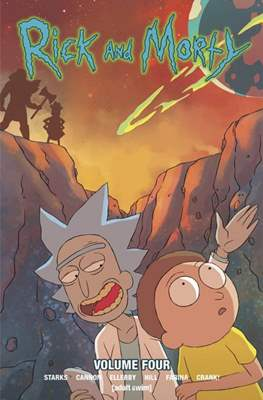 Rick and Morty (Softcover) #4