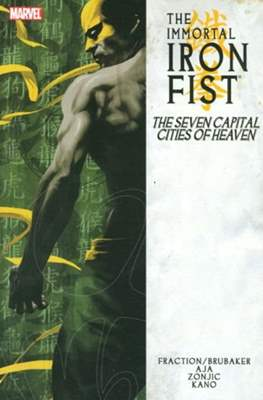 The Immortal Iron Fist (2007-2009) (Softcover 136-180 pp) #2
