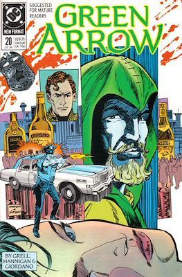 Green Arrow Vol. 2 (Comic-book.) #20