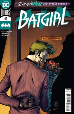 Batgirl Vol. 5 (2016-2020) (Comic Book) #47
