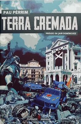 Terra cremada (Cartoné 73 pp) #