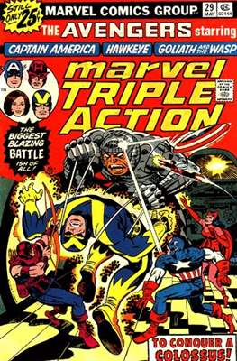Marvel Triple Action Vol 1 (Comic-book.) #29