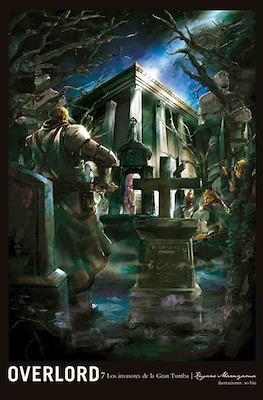 Overlord (Light Novel) Rústica con sobrecubierta #7