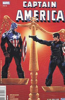 Capitán América: Edad Heroica (Grapa) #615