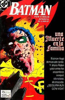 Batman. Una Muerte en la Familia (Grapa) #3