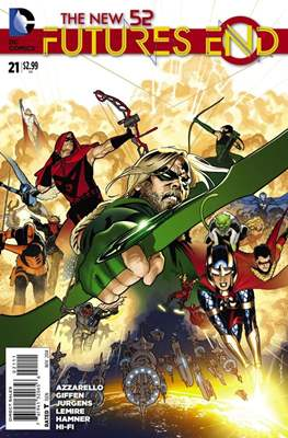 The New 52: Futures End (Comic-Book) #21