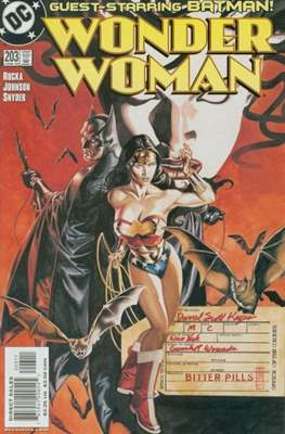 Wonder Woman Vol. 2 (1987-2006) (Comic Book) #203