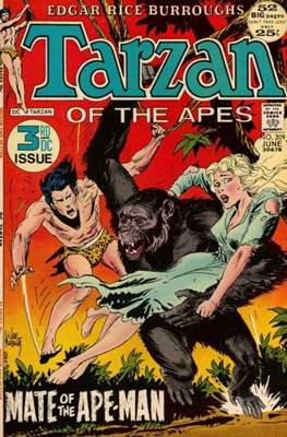 Tarzan (Comic-book) #209